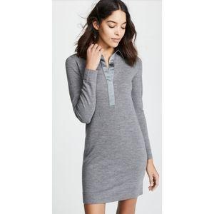 CLUB MONACO Sabre Wool Sweater Dress